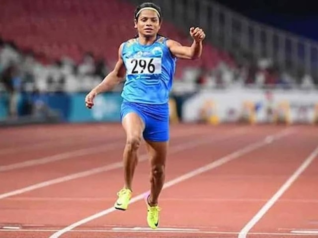 Dutee Chand Breaks 100m National Record, Moves Closer To Olympic Mark