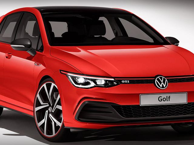 New Volkswagen Golf GTI Mk8 Premiering At Geneva Motor Show?