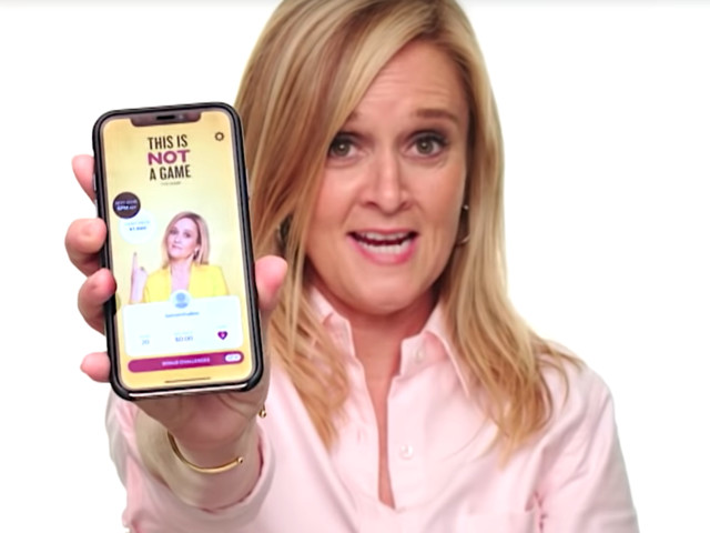 Samantha Bee's Voter Turnout Game App Was Way Too Popular For Its Own Good