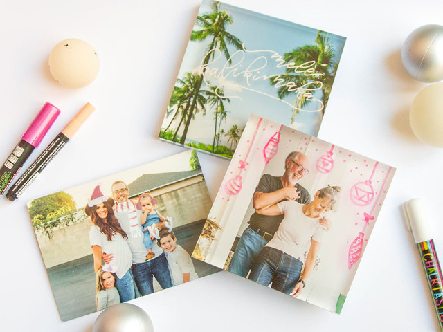 Writeable Ideas for Metal and Acrylic Prints