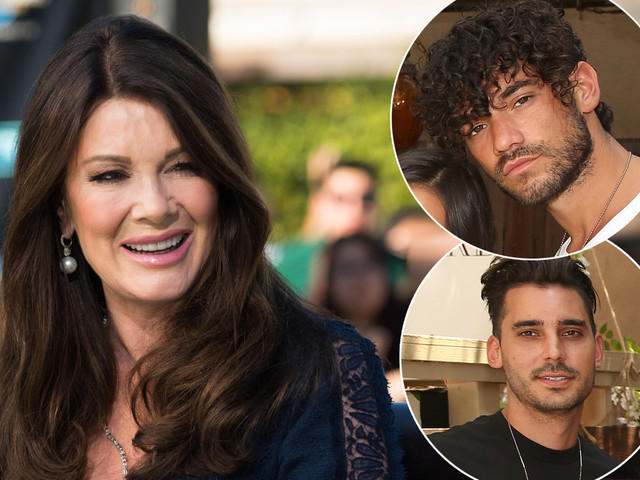 Lisa Vanderpump reacts to Max Boyens and Brett Caprioni's old racist tweets