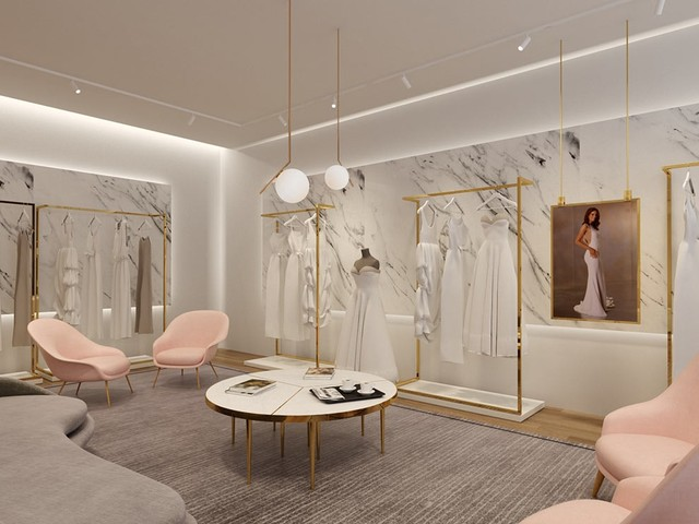 Pronovias opens new Flagship in New York City