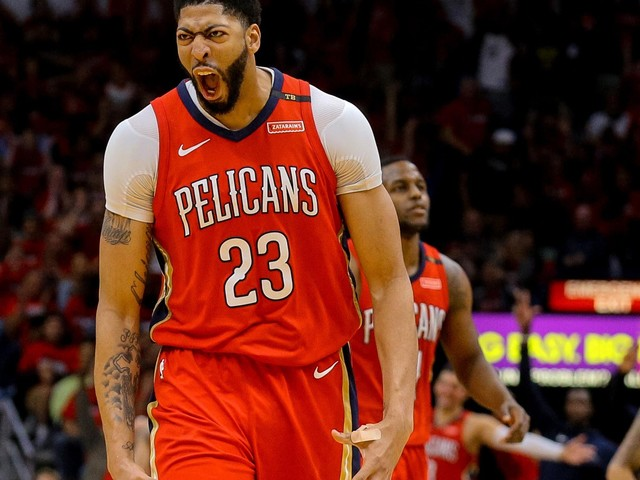 No. 6 seed Pelicans make NBA playoff history with first-round sweep of Trail Blazers