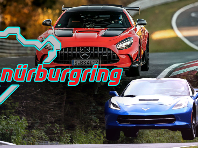 Nürburgring Lap Times: These Are The Fastest Cars In 2021