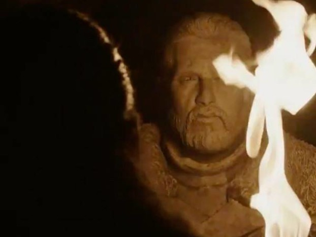 Kit Harington Has Plans for the Crypt Statue of Jon Snow From the Game of Thrones Teaser
