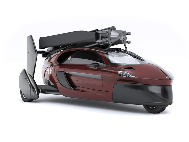 PAL-V Liberty, The World's First Road- And Air-Legal Car, Is Headed To The Geneva Motor Show