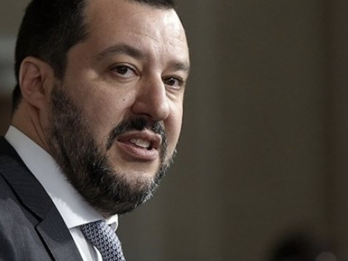 Italian 'League' Leader Matteo Salvini Is Ready For His Political Comeback