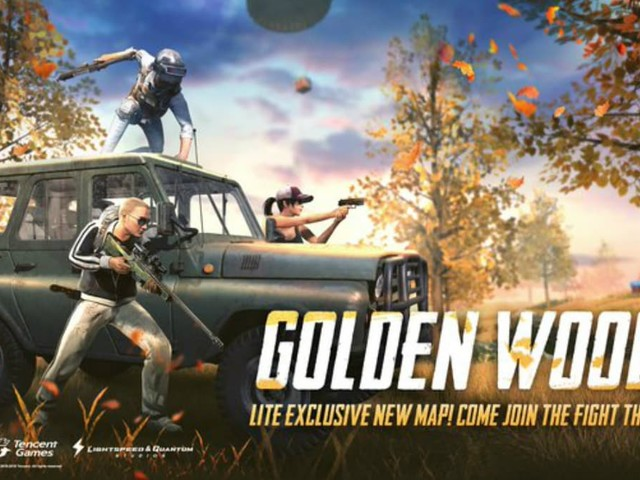 PUBG Mobile Lite Gets Golden Woods Map, More With v0.14.1 Update
