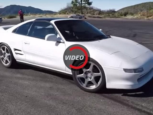 Matt Farah Experiences A Supercharged V6 Toyota MR2