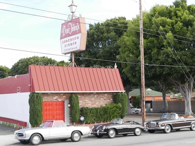 Frank Sinatra's old LA haunt reopening for 2 years only