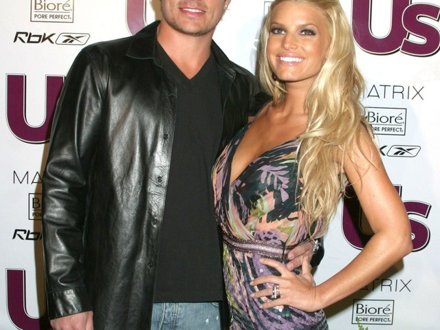 Jessica Simpson on Nick Lachey: 'I went straight from my father to him'