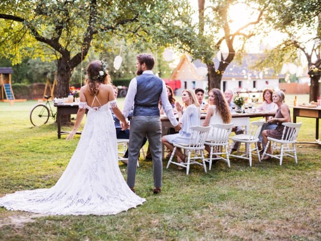 If You're Planning a Backyard Wedding, Here's What to Budget for Extra Insurance Costs