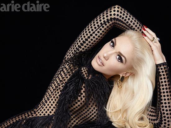 Gwen Stefani Covers 'Marie Claire,' Talks Heartbreak & New Music