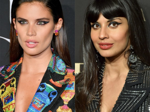 Jameela Jamil, Sara Sampaio launch a war of tweets over body image, fashion and modeling