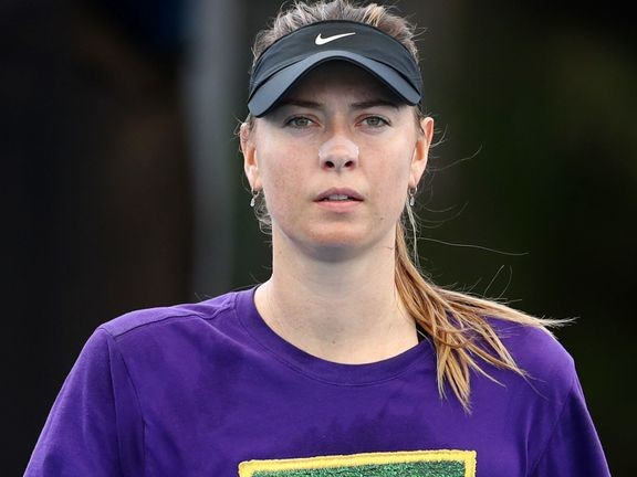 Maria Sharapova Says It Takes a Lot More Than Just Blonde Hair to Succeed
