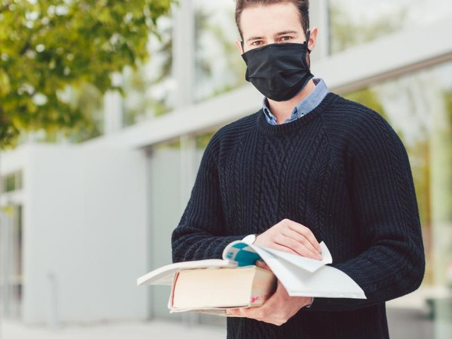 Making the most of teaching outdoors during the pandemic (opinion)