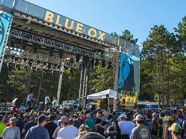 Blue Ox Music Festival Announces 2020 Daily Lineup