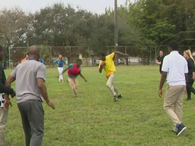 """South Florida School Wins NFL, UNICEF's """"Route To Super Bowl 54 Challenge"""""""