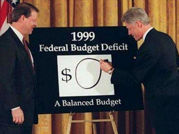 "Stockman Slams The ""Deficits Don't Matter"" Folly"