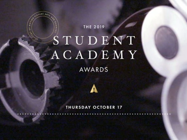 Student Academy Awards Unveils 2019 Medalists