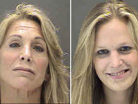 VIDEO: Mom, daughter arrested in massage parlor sting in Sarasota