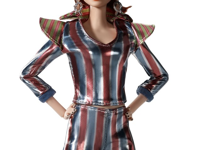 Barbie celebrates David Bowie, 'the pioneer of sound and vision,' with limited edition doll