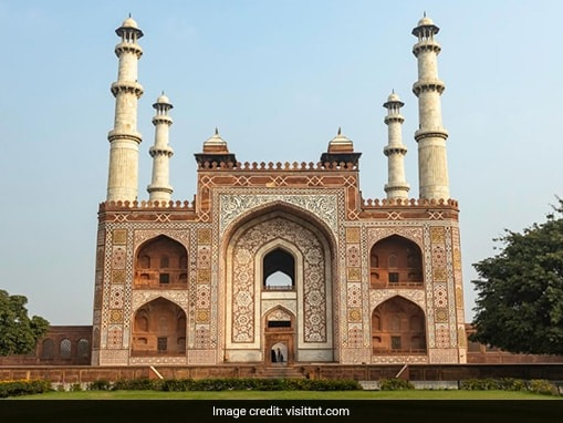 At Least 80 Blackbucks To Be Shifted Out Of Akbar's Tomb In Agra