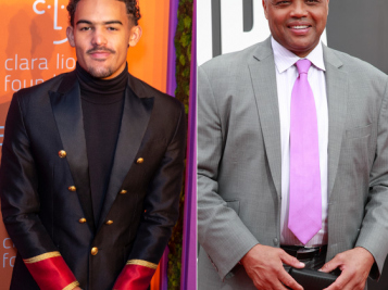 BALLER DONORS: Hawks Baller Trae Young Wipes Out $1M In Medical Debt For ATL Residents + Charles Barkley Donates $1M To HBCU
