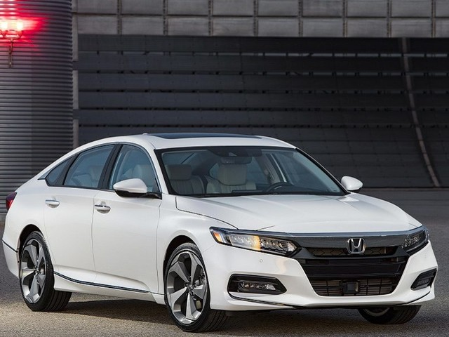 2018 Honda Accord Gets a Huge Redesign and Turbo Power