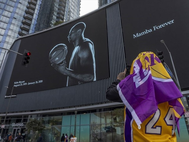 NBA Postpones Tuesday's LA Lakers Game After Kobe Bryant's Death