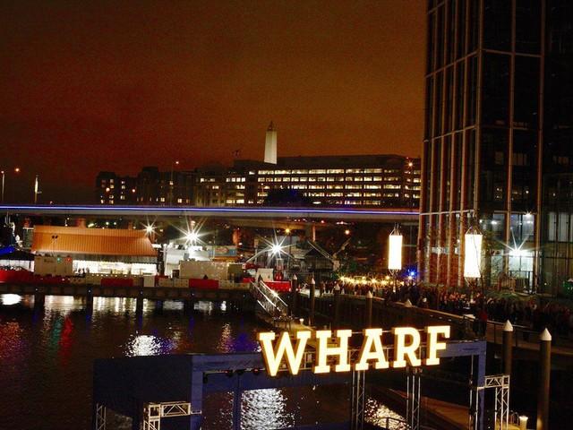 Photos: Washington Welcomes the Wharf