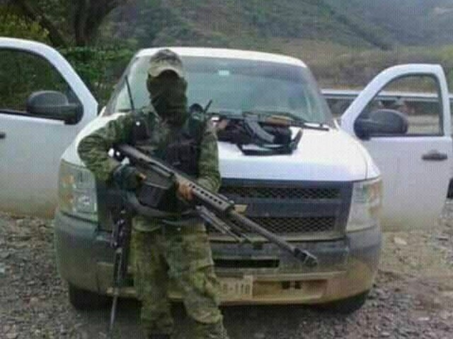 Gunmen in Mexico Steal 7 Million Ammunition Rounds Headed to Texas