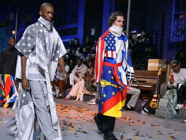 For his fall 2019 Louis Vuitton men's collection, Virgil Abloh pays homage to Michael Jackson