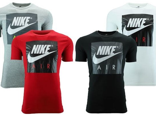 TWO Nike Men's Air Graphic T-Shirt JUST $26 at Proozy (That's $13 Each!)