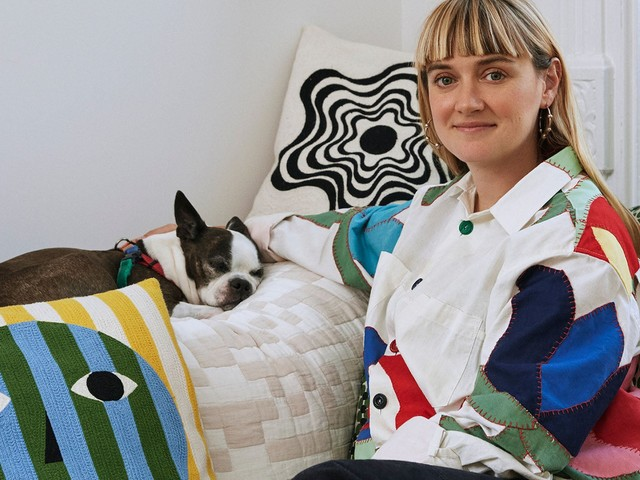 A Case For Whimsy: How Ellen Van Dusen Is Rewriting The Rules of Home Design