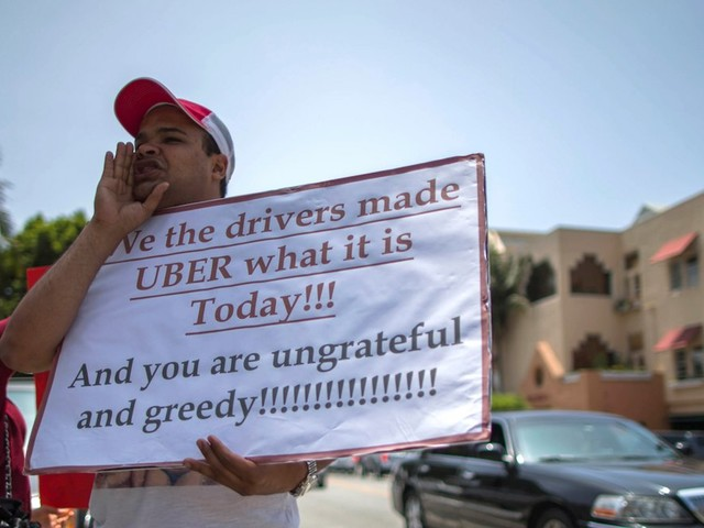 Uber and Lyft drivers are planning a massive strike this week over work conditions and pay rates