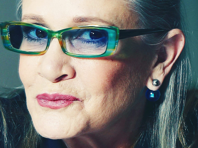 Carrie Fisher Delivered a Cow Tongue to a Producer Who Sexually Assaulted Her Friend