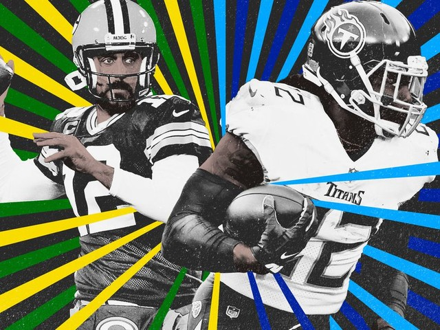 NFL Power Rankings: The Packers and Titans Have Offenses That Can Crush Almost Anyone