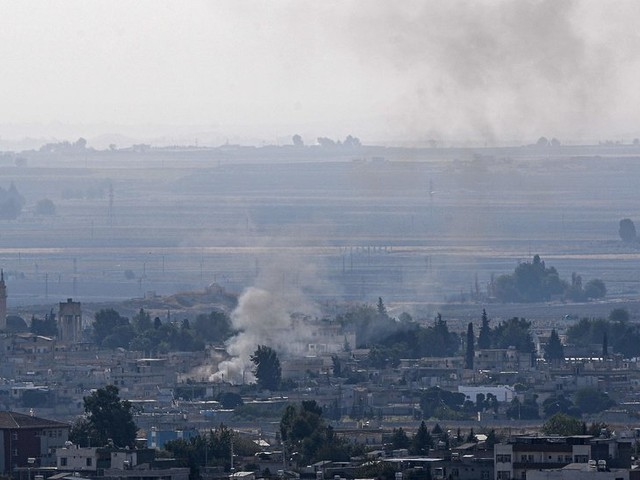 Kurds Accuse Turkey of Violating Truce as Shelling Continues in Syria