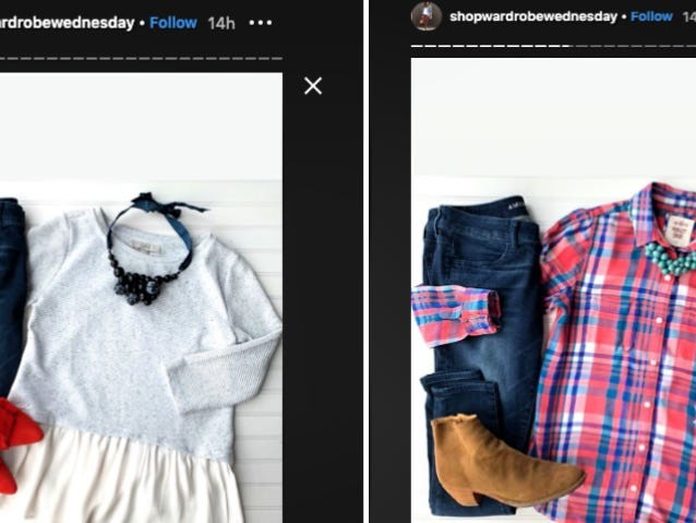 Popular Instagrammers are selling clothes straight out of their closets and turning their backs on apps that charge expensive fees