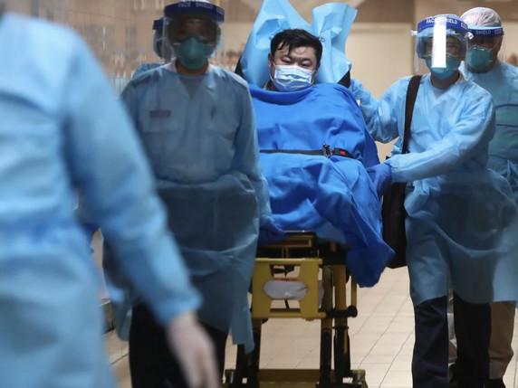 Confirmed Coronavirus Cases Climb To 481 As Outbreak Spreads To Macau, Hong Kong