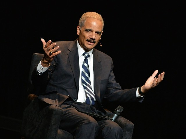 Former Attorney General Eric Holder plans national effort to oppose Trump policies