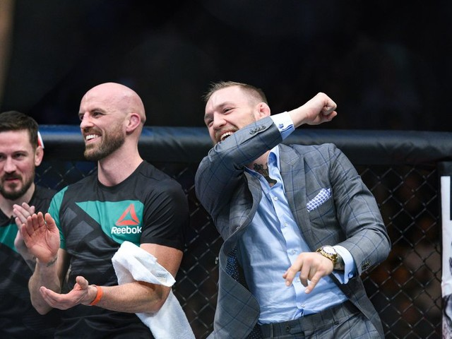 Teammate Artem Lobov: 'Of course' McGregor wants rematch with Mayweather