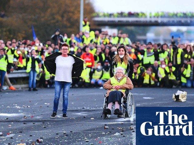France braces for gilets jaunes anniversary marches