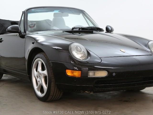 1997 Porsche 911--Carrera--Cabriolet
