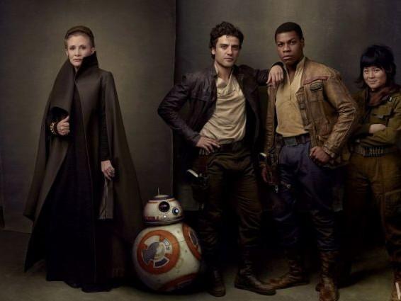 <i>Star Wars: The Last Jedi</i>, the Definitive Preview