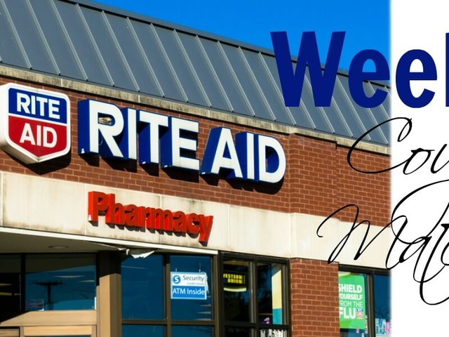 New Rite Aid Match Ups that will Help You Save Big – Week of 11/19
