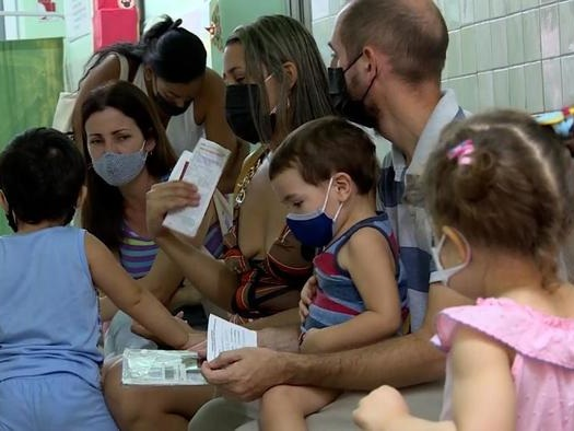 Cuba Becomes First CountryTo Mass Vaccinate Children As Young As 2-Years Old