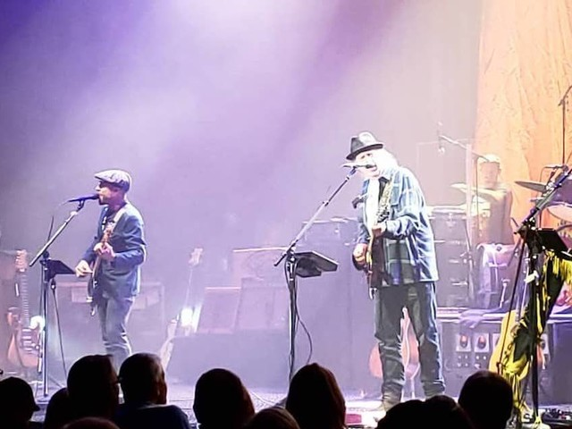 Neil Young & Promise Of The Real Offer Bust Out & Debut In Indianapolis