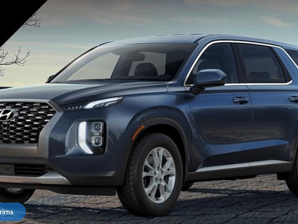 Ace of Base: 2020 Hyundai Palisade SE